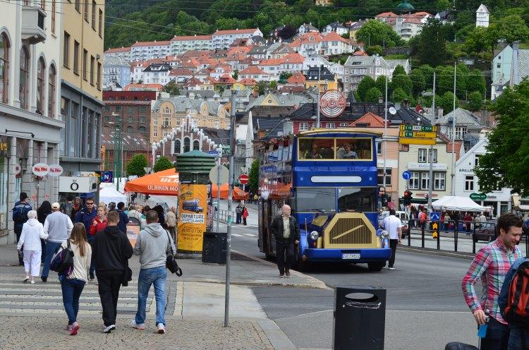 Ônibus para Ulriken 643