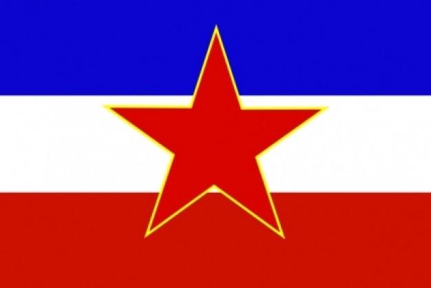 Bandeira da Iugoslávia